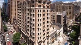 Latham Hotel, Philadelphia, USA