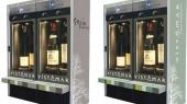 Vistamar branded units as used in Dutch wine shops