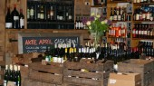 5 Modular Wine dispensers in a exclusive Wine store