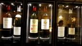 Wine Dispenser serving Petrus
