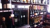 Modular Wine dispenser at Pasteuning Amsterdam