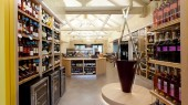 Modular and Standard Wine dispenser at Nicolas Bercy