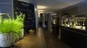 Wine dispenser at Le Verre a Soi Grenoble
