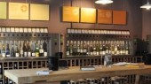 100 wines to sample with via a wine dispenser at Vagabond London